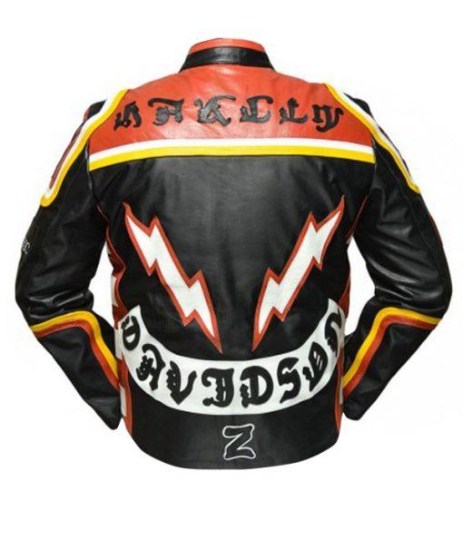 Marlboro Man Harley Davidson Leather Jacket