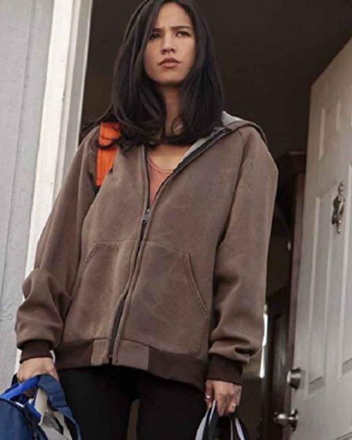 Monica Dutton Yellowstone Hooded Jacket