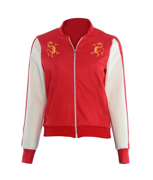 Mulan Ralph Breaks The Internet Red Jacket