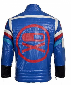 My Chemical Romance Blue Jacket