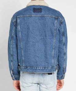Stumptown Grey McConnell Blue Denim Jacket