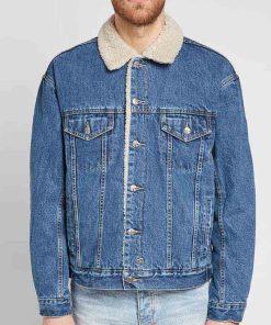 Stumptown Grey McConnell Denim Jacket