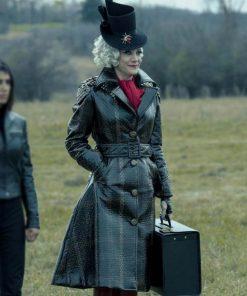 The Umbrella Academy S02 Kate Walsh Coat