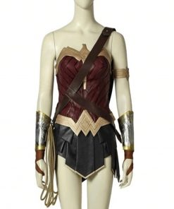 Wonder Woman 1984 Corset