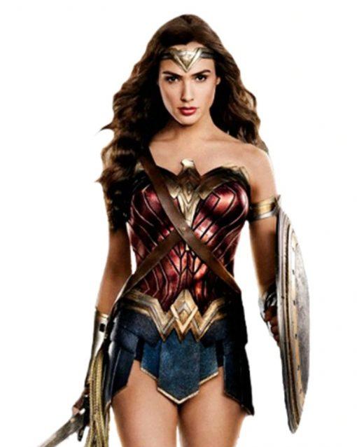 Wonder Woman 1984 Leather Corset