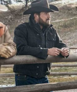 Yellowstone Cole Hauser Jacket