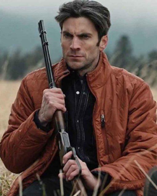 Jamie Dutton Yellowstone Brown Jacket