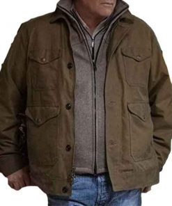 Yellowstone John Dutton Brown Jacket