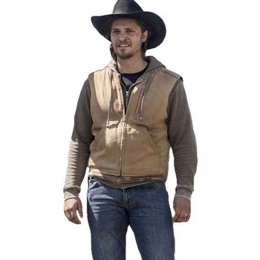 Yellowstone Kayce Dutton Vest