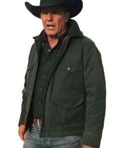Yellowstone S02 John Dutton Green Jacket