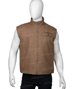Yellowstone S03 John Dutton Vest