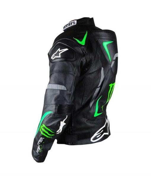 Alpinestars Hellhound Monster Energy Black Jacket