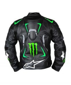 Alpinestars Hellhound Monster Energy Biker Jacket