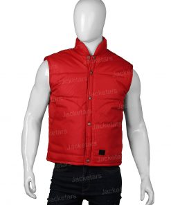 Back To The Future Puffer Vest