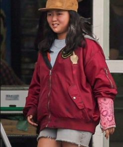 Cassandra Cain Birds of Prey Jacket