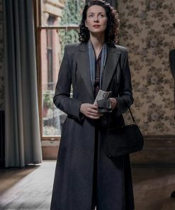 Claire Randall Outlander S03 Coat