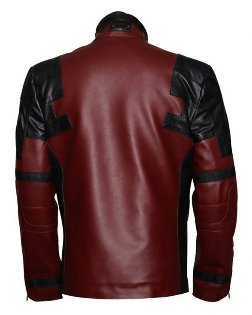 Deadpool Ryan Reynolds Red Jacket