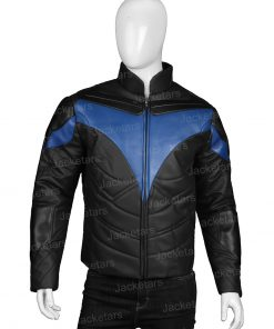 Dick Grayson Titans Nightwing Jacket