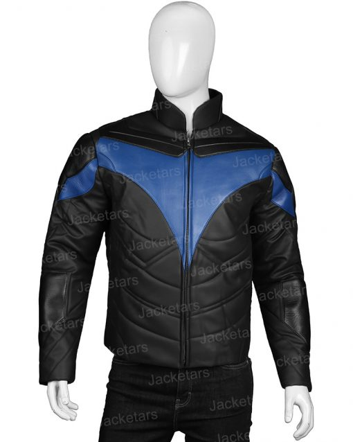 Dick Grayson Titans Nightwing Jacket