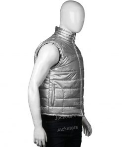 Eurovision Song Contest Silver Vest
