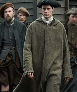 Fergus Outlander Hooded Coat