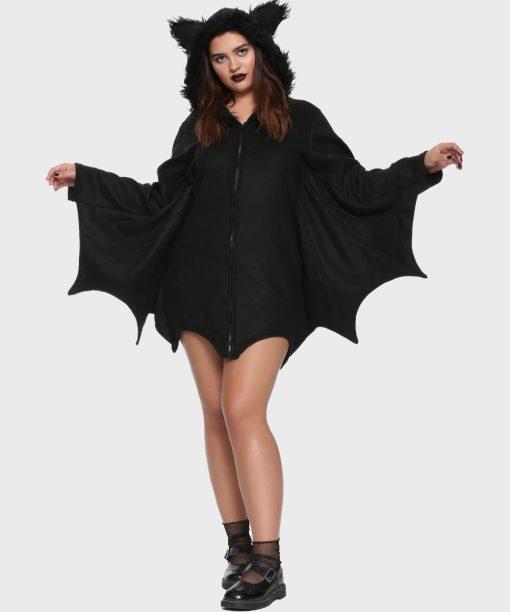 Girl Bat Costume