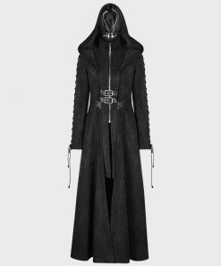 Gothic Dark Angel Coat