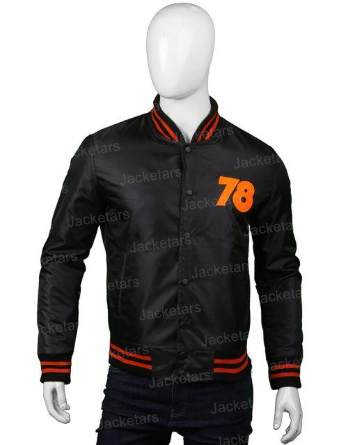 Halloween 78 Nylon Bomber Jacket