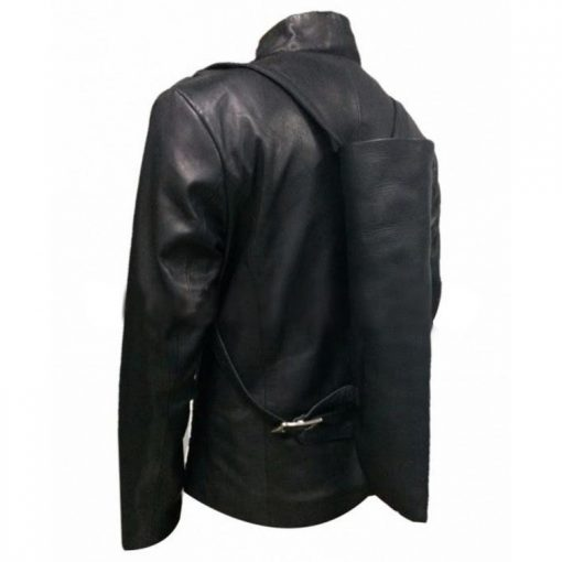 Hector Escaton Westworld Black Jacket