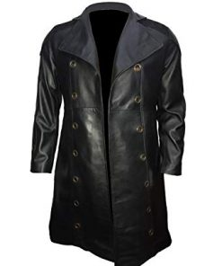 Human Revolution Trench Coat