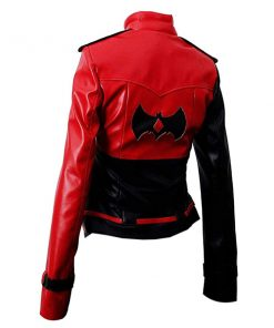 Injustice 2 Video Game Harley Quinn Jacket