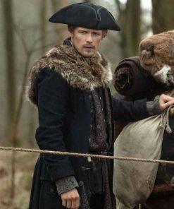 Jamie Fraser Outlander S04 Coat