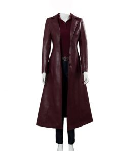 Jean Grey Dark Phoenix Coat