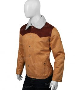 John Dutton Yellowstone S03 Brown Jacket side.jpg