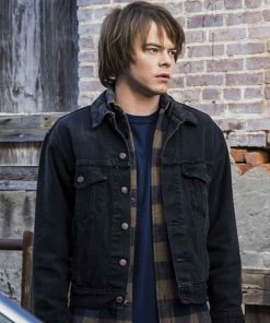 Jonathan Byers Stranger Things Jacket