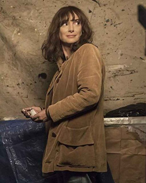 Joyce Byers Stranger Things Coat
