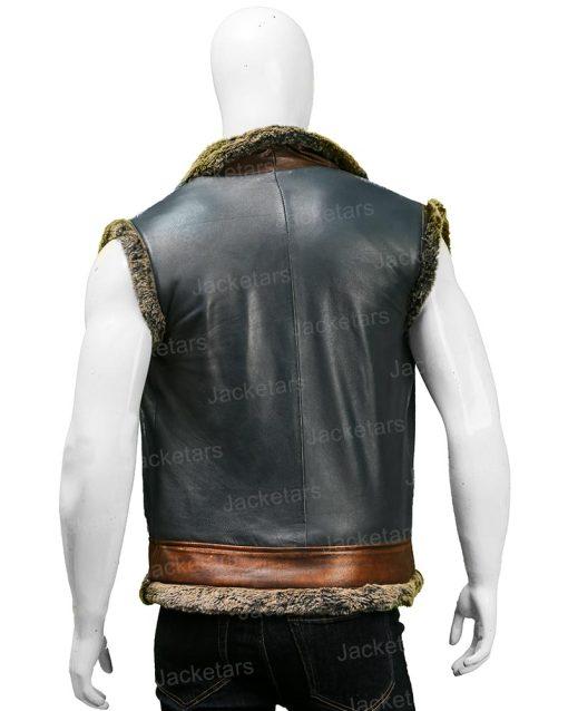 Jumanji Dwayne Johnson black Vest