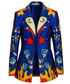 Margot Robbie Birds Of Prey Blazer
