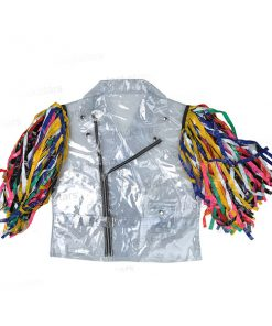 Margot Robbie Wings Jacket