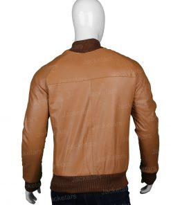 Mens Bomber Tan Jacket.jpg