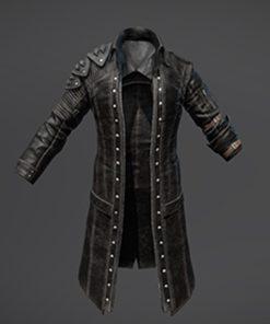 PUBG Black Coat