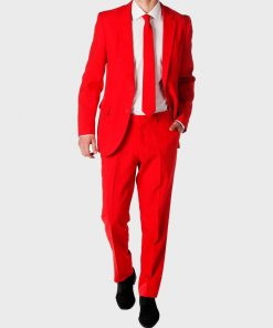 Red Devil Suit