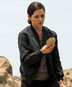 Shannon Woodward Westworld S03 Jacket