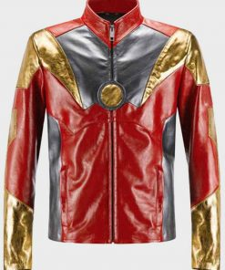 Spiderman Homecoming Iron Man Jacket
