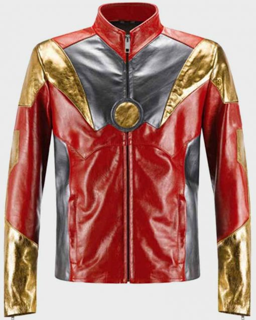 Spiderman Homecoming Iron Man Jacket