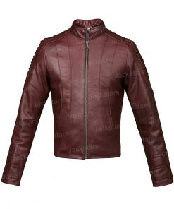Star Trek Picard Seven of Nine Leather Jacket