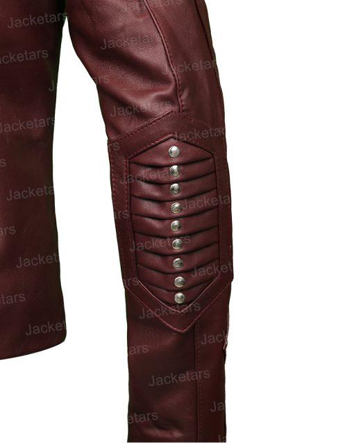 Star Trek Seven of Nine Leather Jacket
