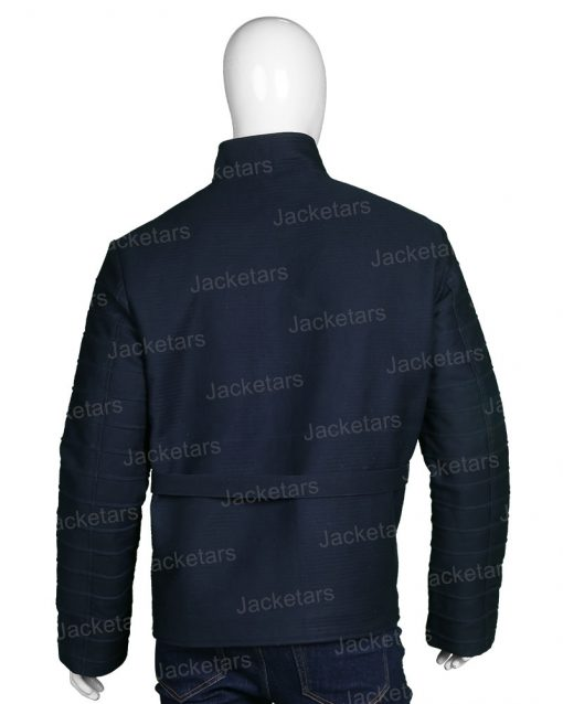 Star Wars The Last Kylo Ren Black Jacket