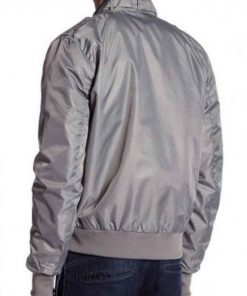 Steve Harrington Stranger Things Grey Bomber Jacket
