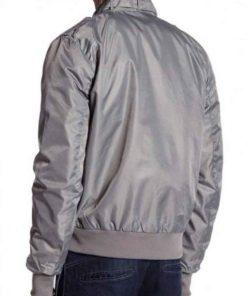 Steve Harrington Stranger Things Grey Bomber Jacket